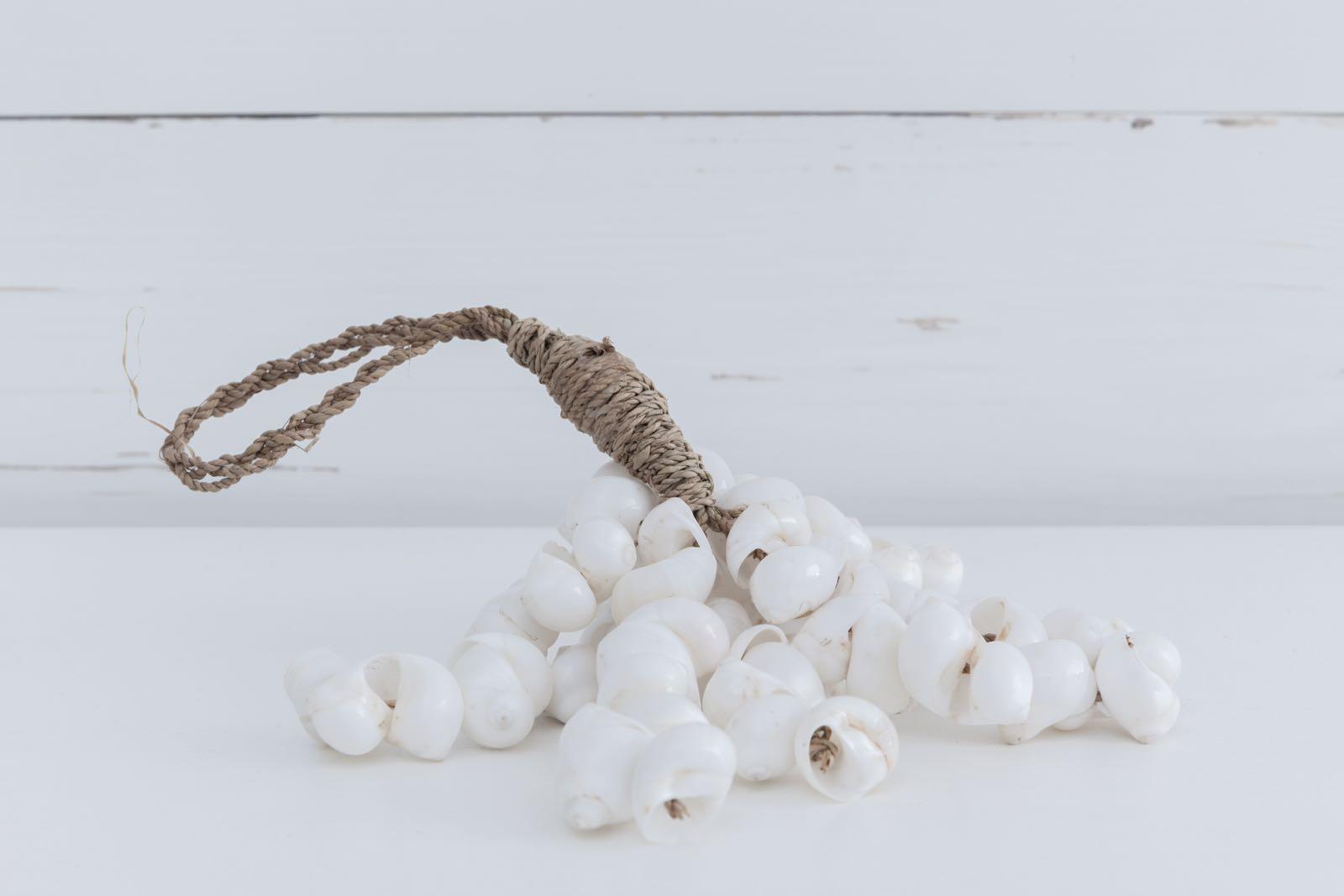 Schelpbundeltje wit