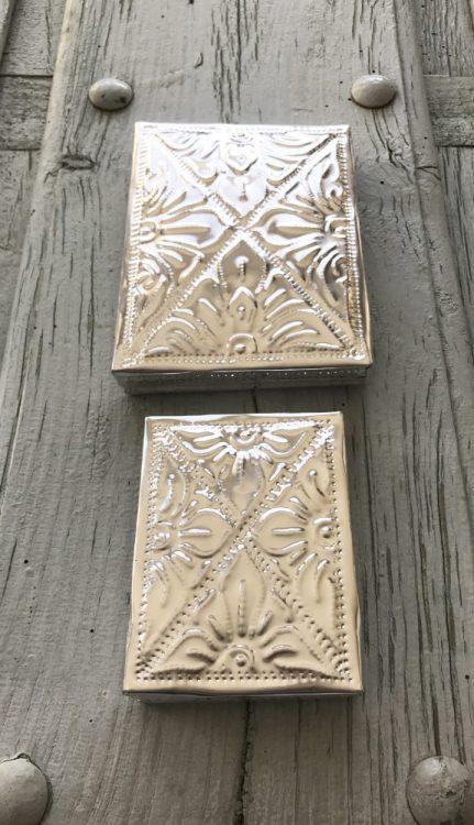 Aluminium doosjes plat