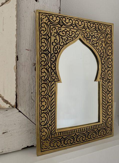 Spiegel Marrakech Poort – Goudkleurig